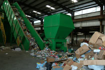automatic sorting for recycling